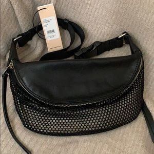 Rebecca Minkoff Black Bree belt bag